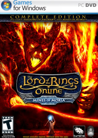 Lord Of The Rings Mines Of Moria